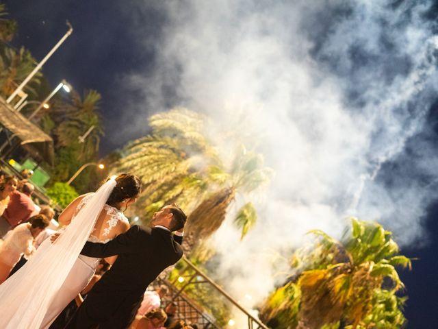 La boda de Ruben y Jhoana en La Linea De La Concepcion, Cádiz 17