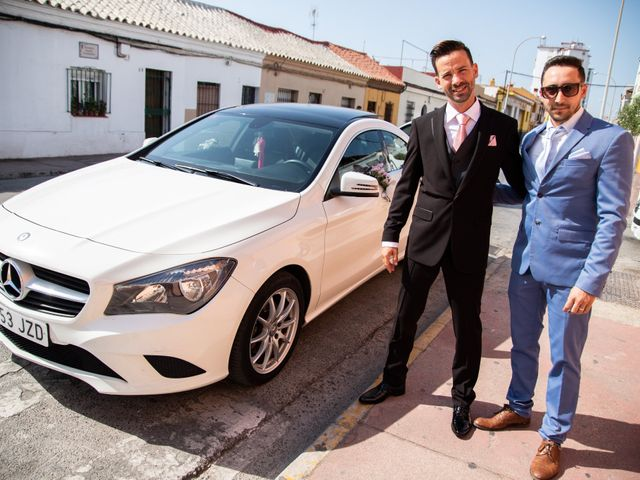 La boda de Ruben y Jhoana en La Linea De La Concepcion, Cádiz 22