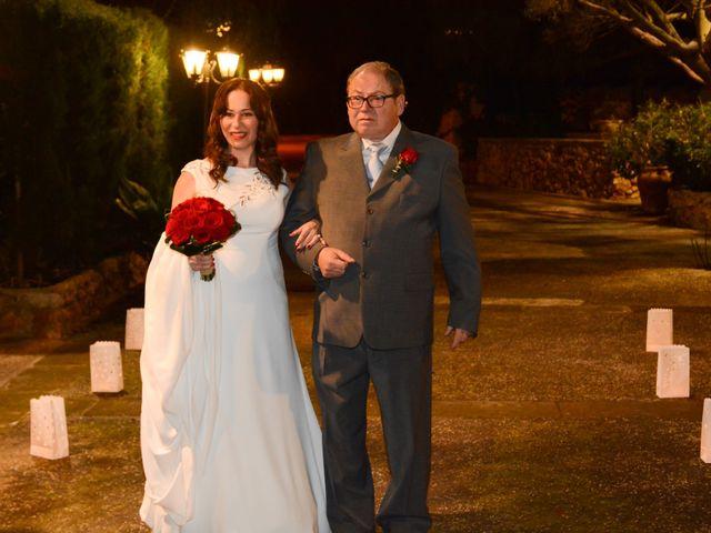 La boda de Manolo y Tamara en Porto Cristo Novo, Islas Baleares 15