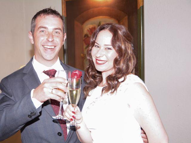 La boda de Tamara y Manolo