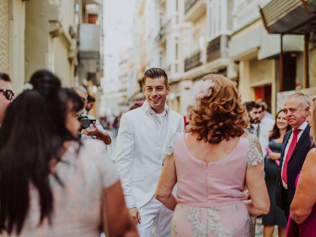 La boda de Kike y Rocío en Cartagena, Murcia 9