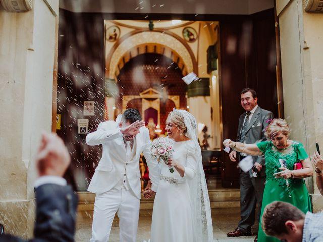 La boda de Kike y Rocío en Cartagena, Murcia 15