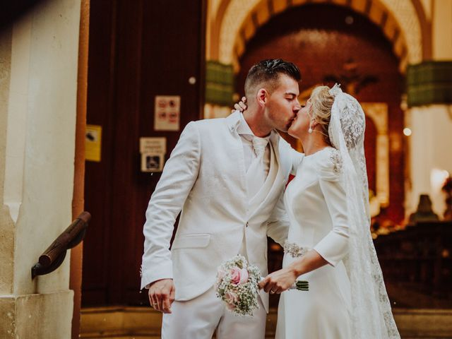 La boda de Kike y Rocío en Cartagena, Murcia 16