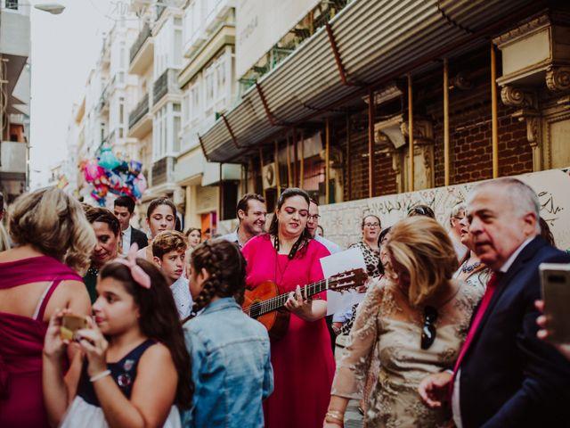 La boda de Kike y Rocío en Cartagena, Murcia 17