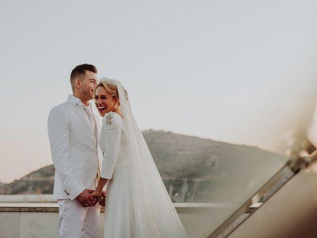 La boda de Kike y Rocío en Cartagena, Murcia 18