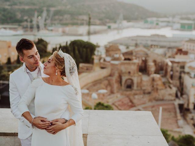 La boda de Kike y Rocío en Cartagena, Murcia 19