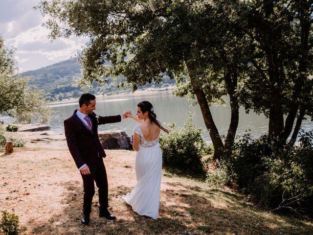 La boda de Kike y Marta en Villaverde Del Monte, Soria 2