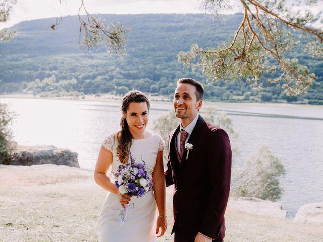 La boda de Kike y Marta en Villaverde Del Monte, Soria 4
