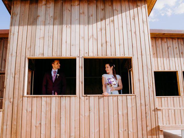 La boda de Kike y Marta en Villaverde Del Monte, Soria 5