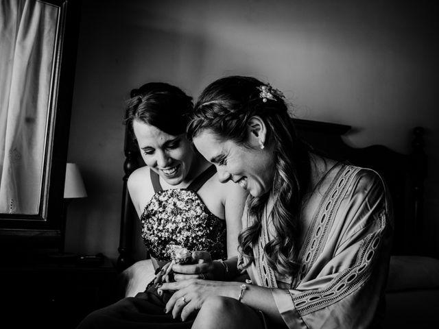 La boda de Kike y Marta en Villaverde Del Monte, Soria 12