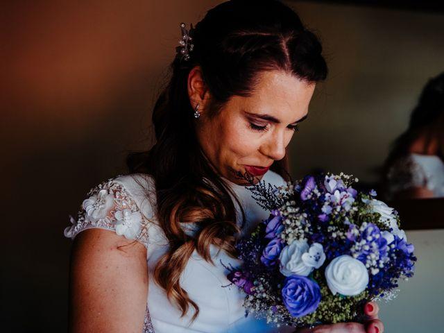 La boda de Kike y Marta en Villaverde Del Monte, Soria 14
