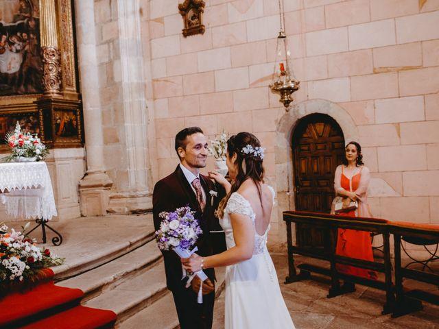 La boda de Kike y Marta en Villaverde Del Monte, Soria 15