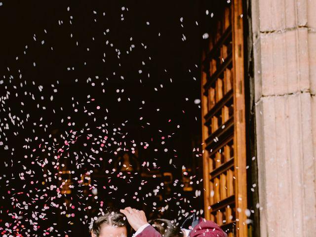 La boda de Kike y Marta en Villaverde Del Monte, Soria 20