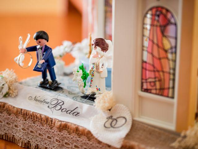 La boda de Vanessa y Javier en Torrenueva, Ciudad Real 14