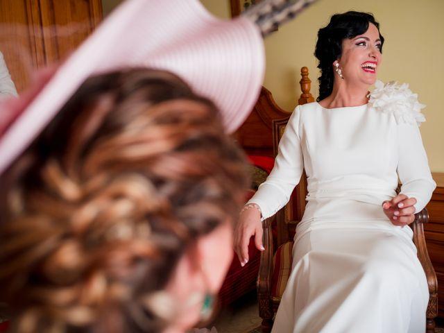 La boda de Vanessa y Javier en Torrenueva, Ciudad Real 21
