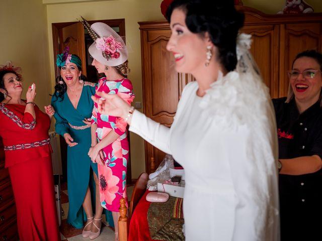 La boda de Vanessa y Javier en Torrenueva, Ciudad Real 23