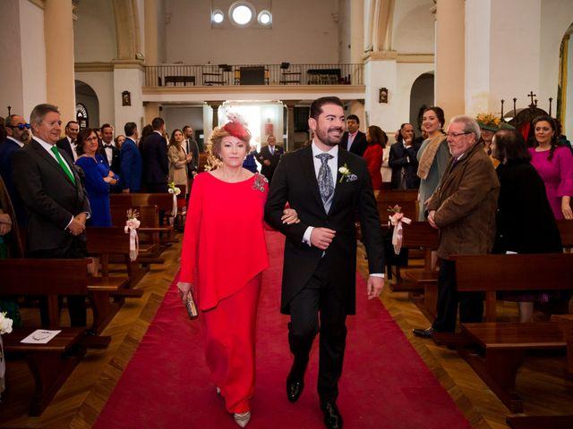 La boda de Vanessa y Javier en Torrenueva, Ciudad Real 25