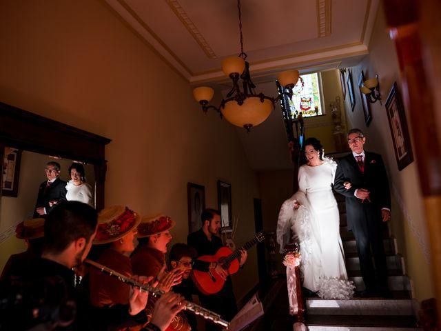 La boda de Vanessa y Javier en Torrenueva, Ciudad Real 26