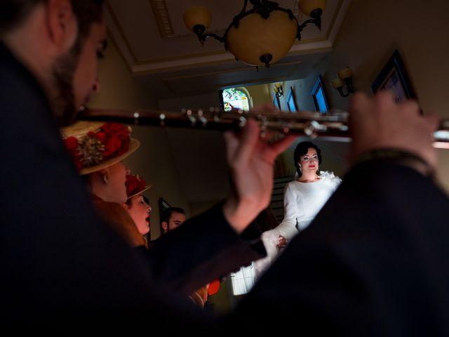 La boda de Vanessa y Javier en Torrenueva, Ciudad Real 27