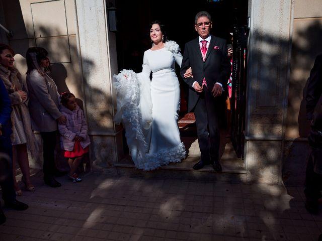 La boda de Vanessa y Javier en Torrenueva, Ciudad Real 29