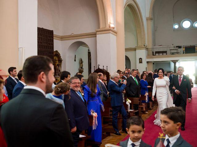 La boda de Vanessa y Javier en Torrenueva, Ciudad Real 31