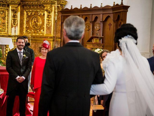 La boda de Vanessa y Javier en Torrenueva, Ciudad Real 32