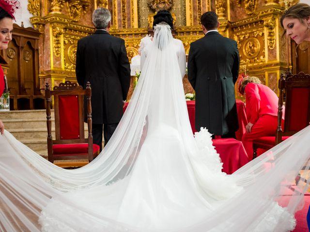 La boda de Vanessa y Javier en Torrenueva, Ciudad Real 34