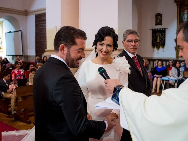 La boda de Vanessa y Javier en Torrenueva, Ciudad Real 36