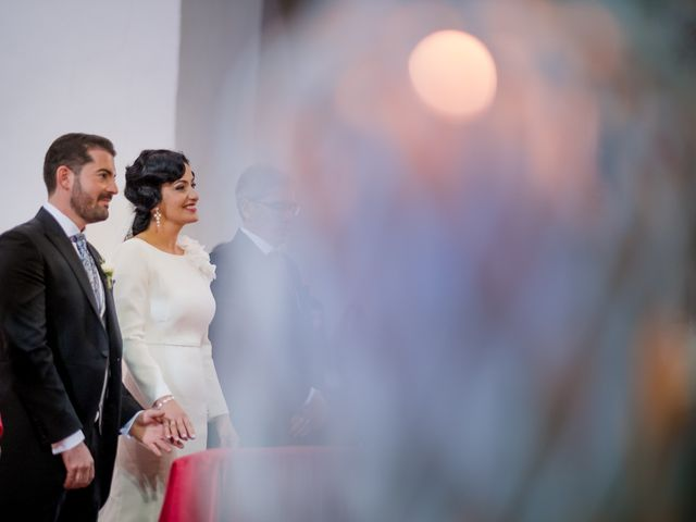 La boda de Vanessa y Javier en Torrenueva, Ciudad Real 38