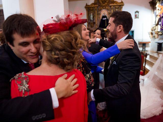 La boda de Vanessa y Javier en Torrenueva, Ciudad Real 39