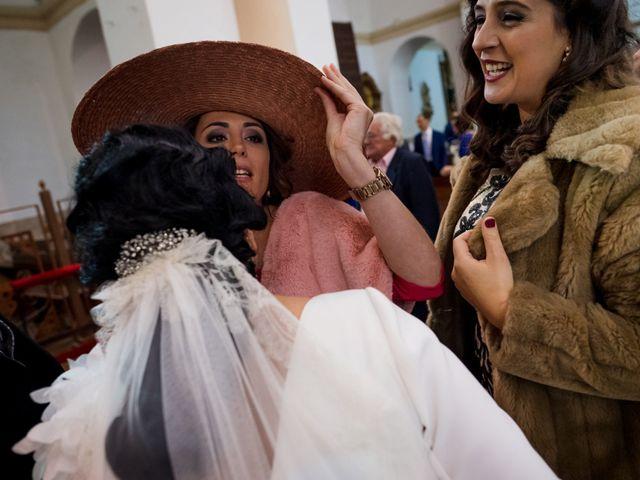 La boda de Vanessa y Javier en Torrenueva, Ciudad Real 40