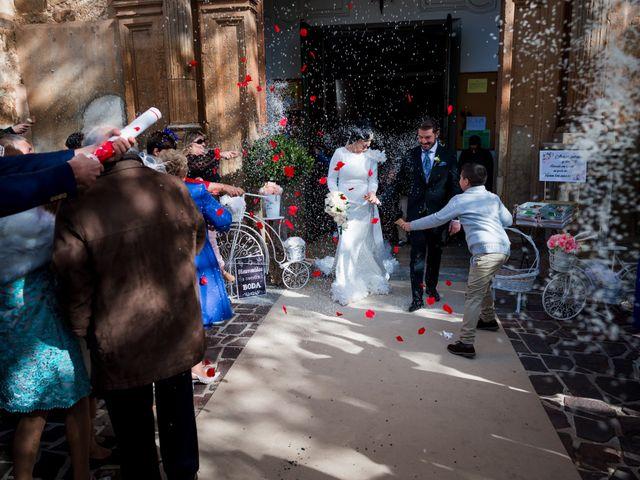 La boda de Vanessa y Javier en Torrenueva, Ciudad Real 41