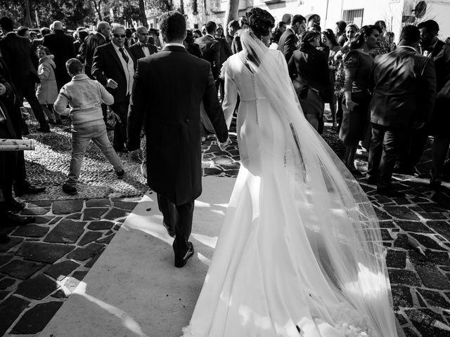 La boda de Vanessa y Javier en Torrenueva, Ciudad Real 42
