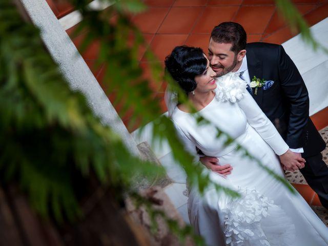 La boda de Vanessa y Javier en Torrenueva, Ciudad Real 43