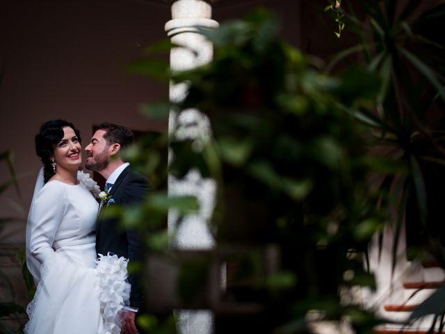 La boda de Vanessa y Javier en Torrenueva, Ciudad Real 44
