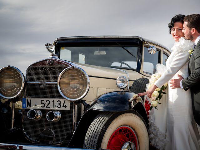 La boda de Vanessa y Javier en Torrenueva, Ciudad Real 47