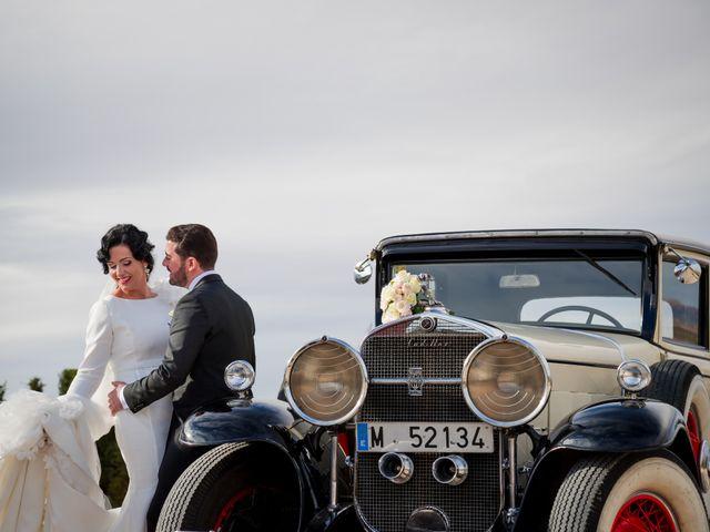 La boda de Vanessa y Javier en Torrenueva, Ciudad Real 48