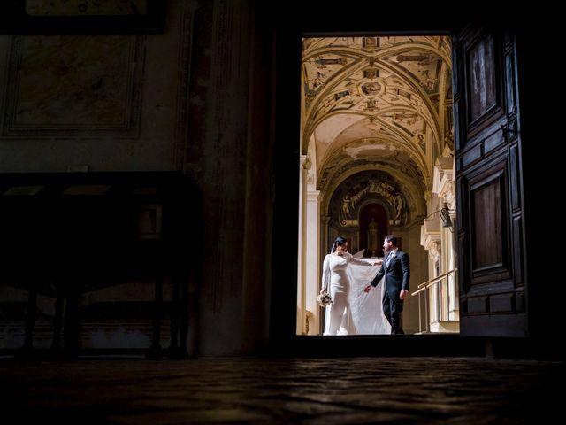 La boda de Vanessa y Javier en Torrenueva, Ciudad Real 50