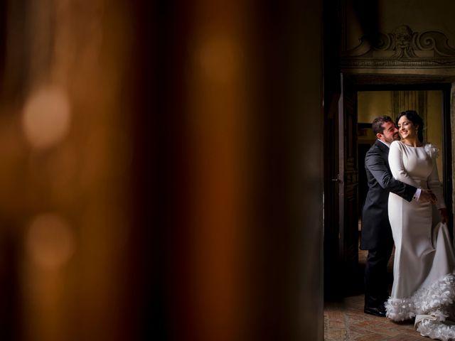 La boda de Vanessa y Javier en Torrenueva, Ciudad Real 51
