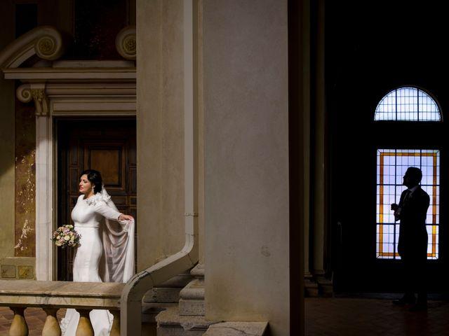 La boda de Javier y Vanessa