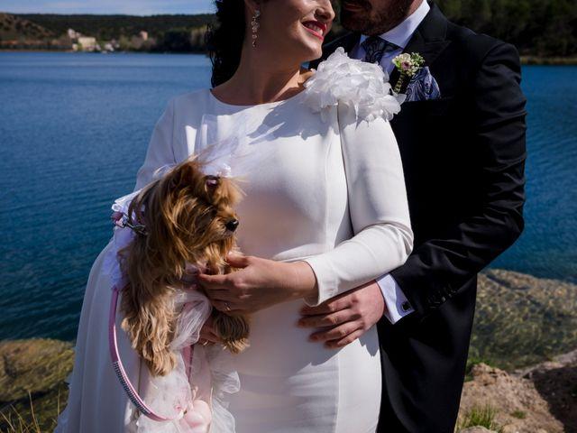 La boda de Vanessa y Javier en Torrenueva, Ciudad Real 1
