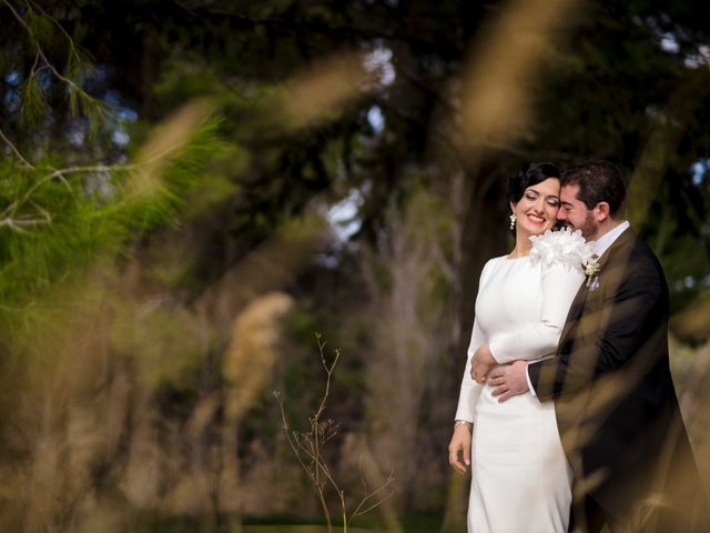 La boda de Vanessa y Javier en Torrenueva, Ciudad Real 52
