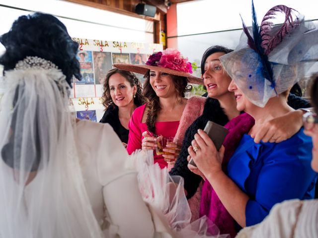 La boda de Vanessa y Javier en Torrenueva, Ciudad Real 53