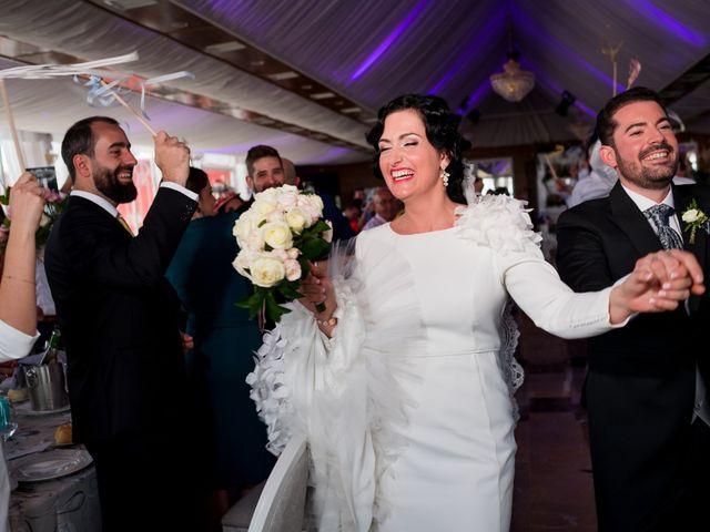 La boda de Vanessa y Javier en Torrenueva, Ciudad Real 55