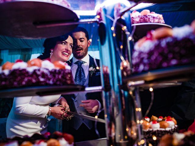 La boda de Vanessa y Javier en Torrenueva, Ciudad Real 61