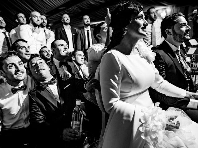 La boda de Vanessa y Javier en Torrenueva, Ciudad Real 63