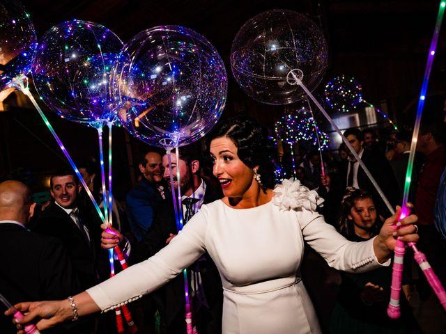 La boda de Vanessa y Javier en Torrenueva, Ciudad Real 69