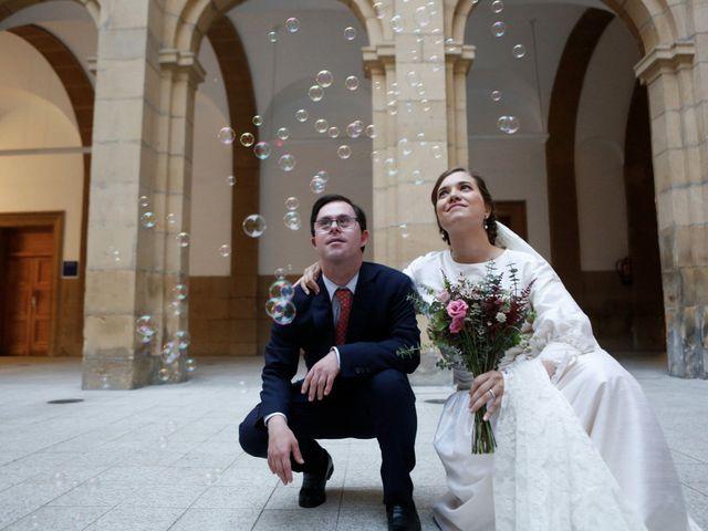 La boda de Álvaro y Susana en Bilbao, Vizcaya 17