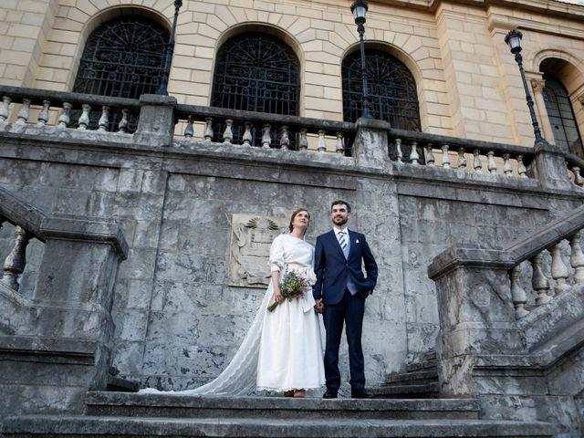 La boda de Álvaro y Susana en Bilbao, Vizcaya 23