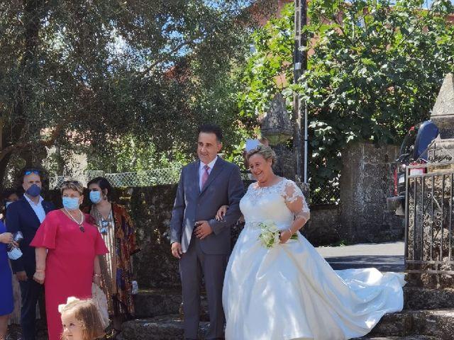 La boda de Rubén  y Mónica  en Teo, A Coruña 2